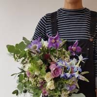 The Allotment Florist, across London