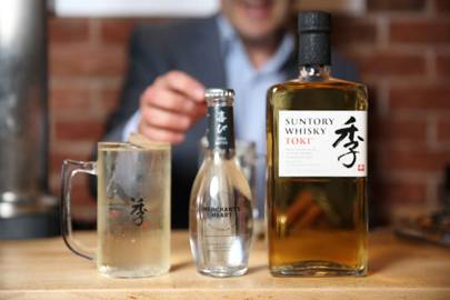 8. EXPERIENCE THE LATEST JAPANESE COCKTAIL CRAZE AT A POP-UP BAR IN PICCADILLY