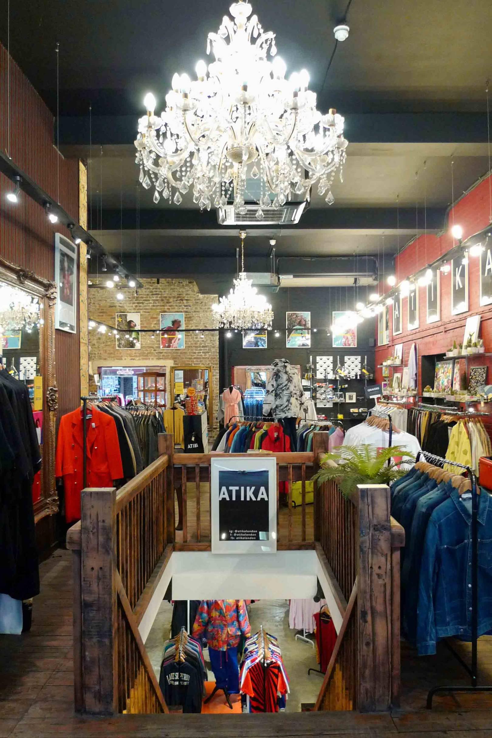 Best Vintage Shops In London Cn Traveller