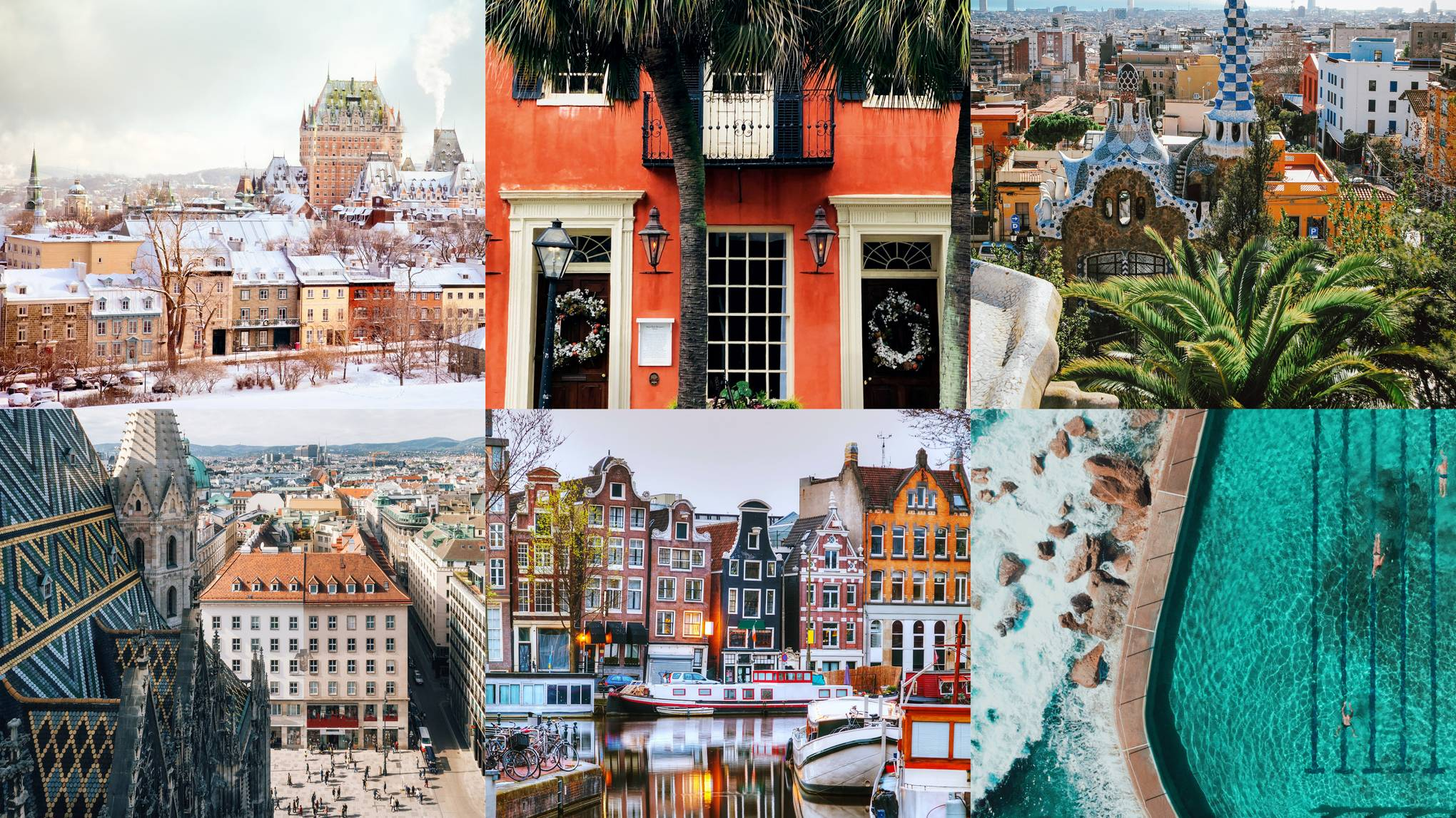 The best cities in the world 2019