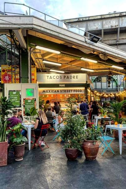 2. Get a taste of Mexico at Tacos Padre's outdoor pop-up at Borough Market