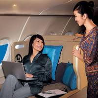 Best long-haul leisure airline: Singapore Airlines