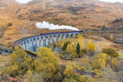 Glenfinnan Viaduct, UK