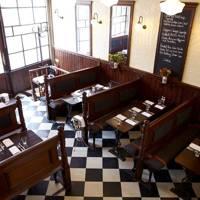 Quality Chop House restaurant, Farringdon