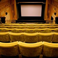 6. COSY UP IN A STUNNER OF A CINEMA