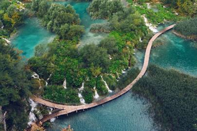 36. Plitvice Lakes National Park, Croatia