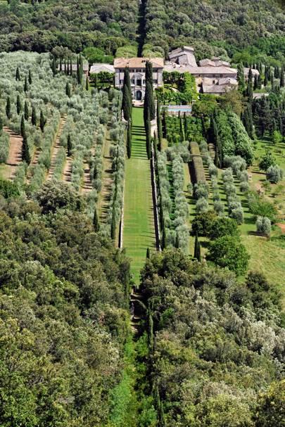 Villa Cetinale, Tuscany