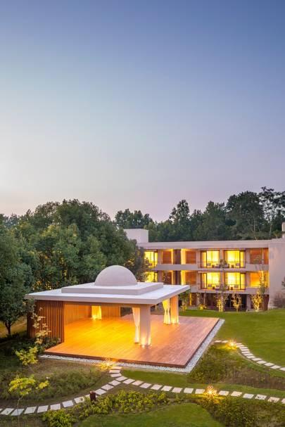 9. Vana Malsi Estate, India