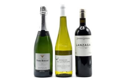 The smart wine case