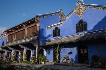 Cheong Fatt Tze Mansion, Malaysia
