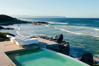 Gordons Bay and Hermanus