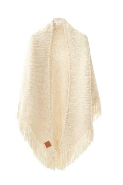 The trendy shawl