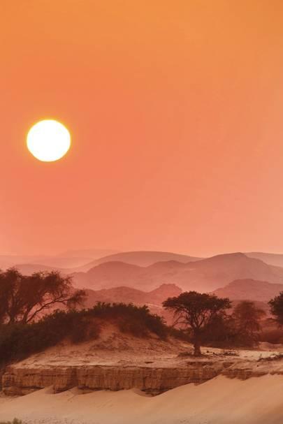 18. Namibia