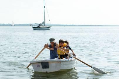England: Osea Island