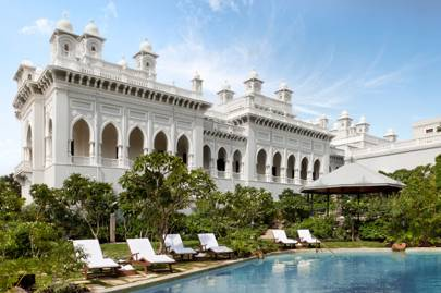 Best overseas leisure hotels: Taj Falaknuma Palace, Hyderbad, India