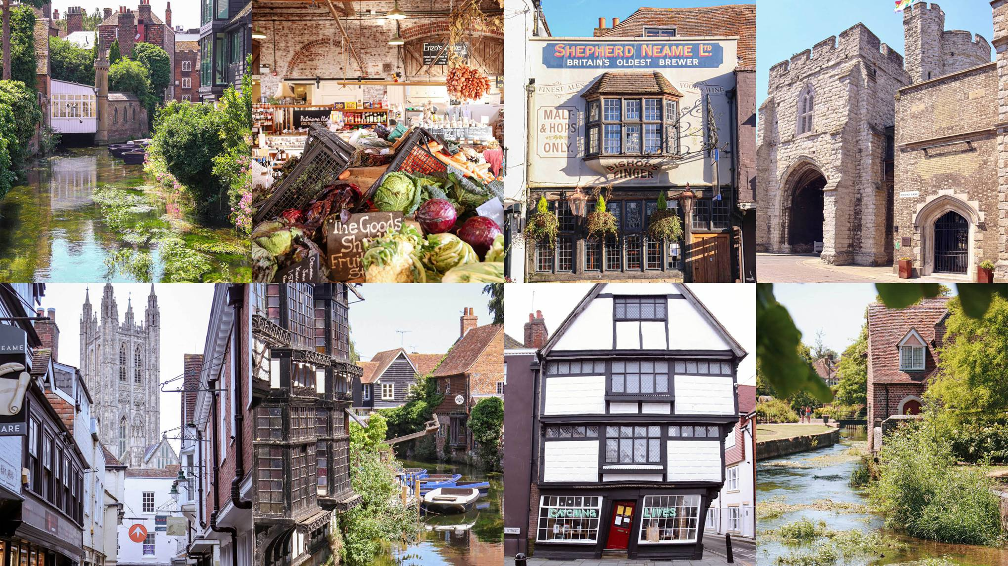 10 things to do in Canterbury | CN Traveller