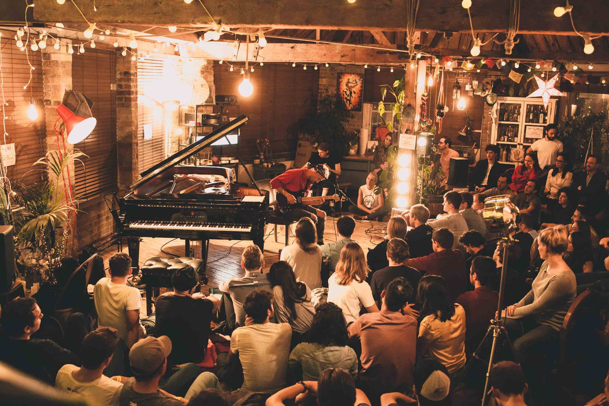 The 10 best live music bars in London
