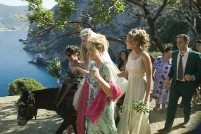 MAMMA MIA! (2008): THE GREEK ISLANDS