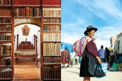 Hotel Museo Cayara, Bolivia