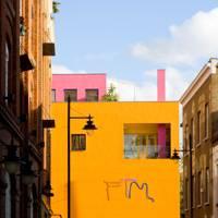 FASHION AND TEXTILE MUSEUM, BERMONDSEY