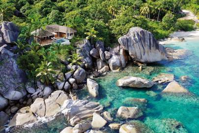 1. Honeymoons in the Seychelles