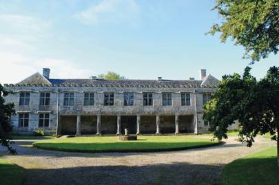 Stately homes to rent in the UK