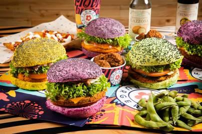 5. Flower Burger, Fitzrovia