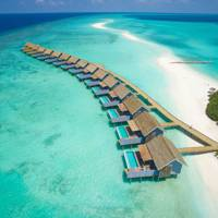 8. KUONI IS OFFERING SEVEN NIGHTS AT KURAMATHI IN THE MALDIVES FROM £1,699 PER PERSON