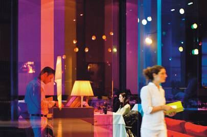 Sky Food Bar and Restaurant at ME Barcelona