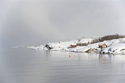 Finnmarku, Norway