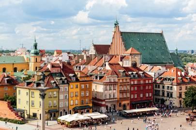 1. Warsaw, Poland