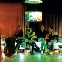 The Bar Scene: Fluid