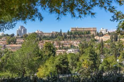 Rehavia, Jerusalem, Israel