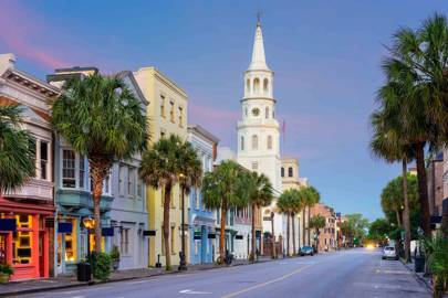 7. CHARLESTON, SOUTH CAROLINA