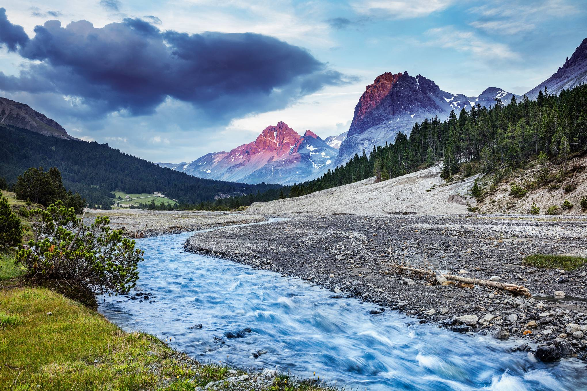 The Swiss Alps in the summer | CN Traveller