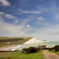 12. Cuckmere Haven, Seaford