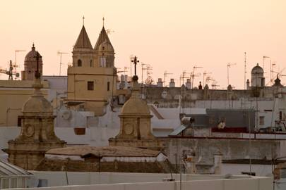 The Old Town of Cadiz