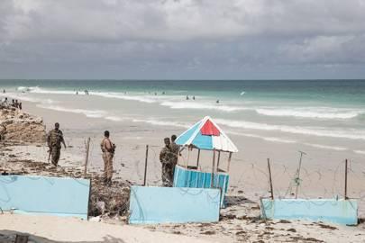 24 hours in Mogadishu