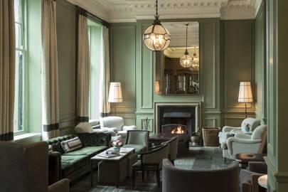 9. The Gleneagles Hotel, Perthshire
