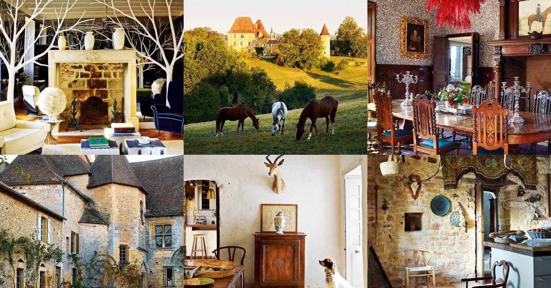 The Dordogne chateau starting an artistic revolution