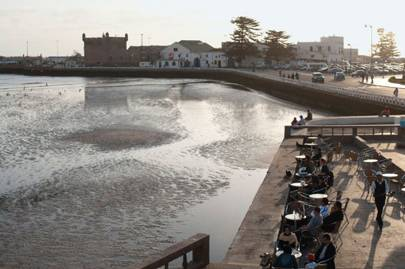 The background to Essaouira