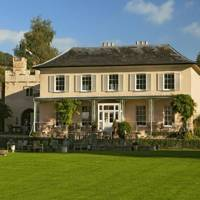 Porthmawr Mansion, Brecon Beacons, Wales
