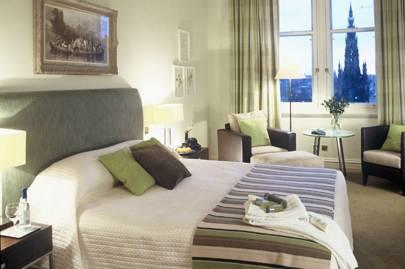 15. The Balmoral Hotel, Edinburgh