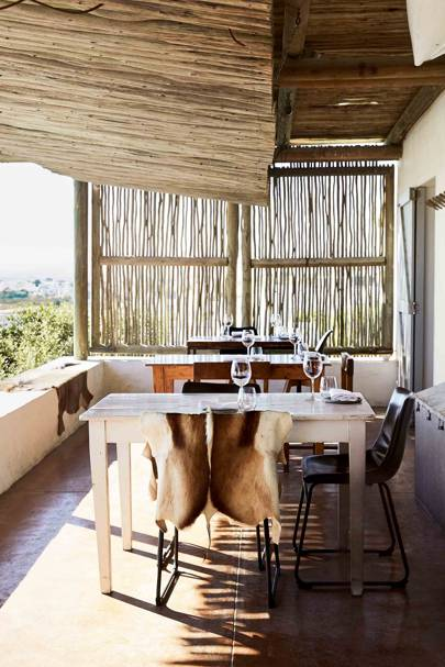 12. Uncover South Africa's hottest locavore restaurant to know