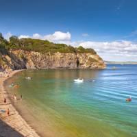 4. Porthpean Beach, St Austell