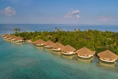 11. RECEIVE 50 per cent off a stay at a dreamy Maldives hotel