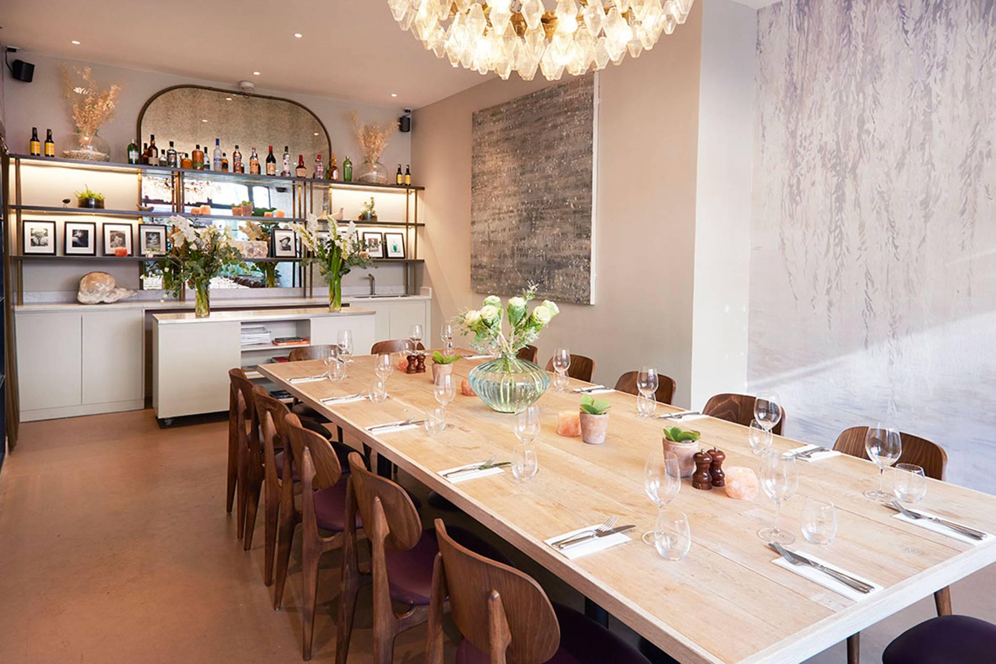 The Best Restaurants In West London Cn Traveller