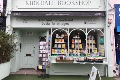 8. Kirkdale Bookshop