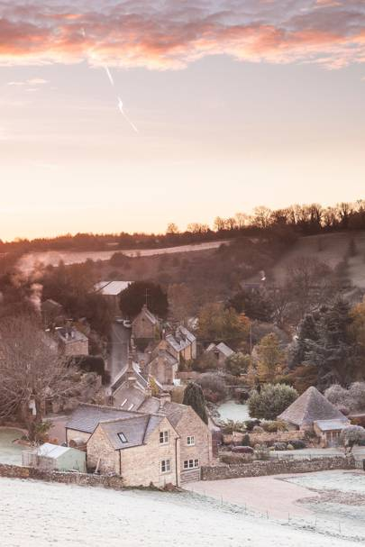 WOODSTOCK, THE COTSWOLDS