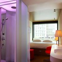 Rooms at CitizenM Bankside